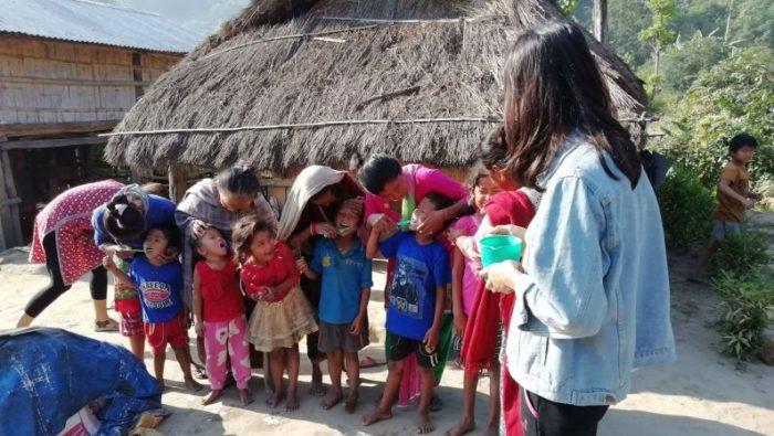 Jysk udviklingslandsby i Nepal