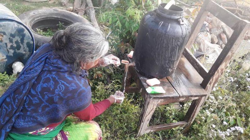 Corona: Øget fokus på håndvask i landsbyerne