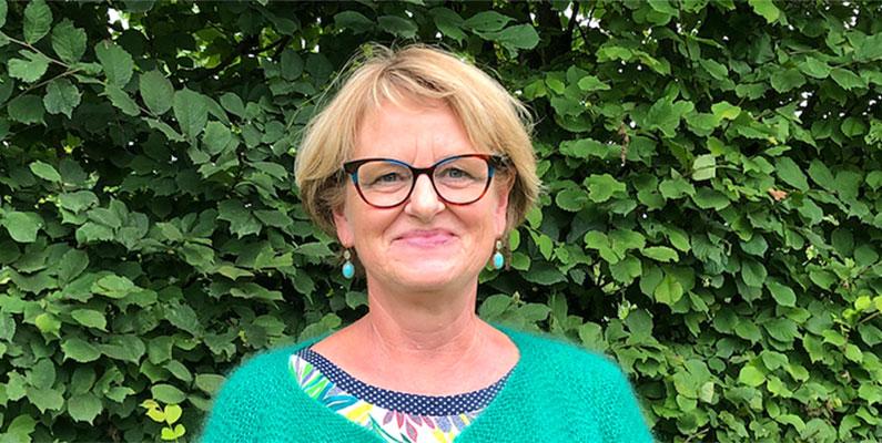 Anne-Marie Koch Jørgensen, Jysk landsbyudvikling i Nepal