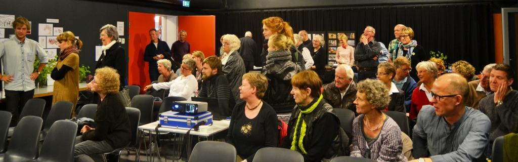 Stemningsbillede fra Generalforsamlingnen 2012pur