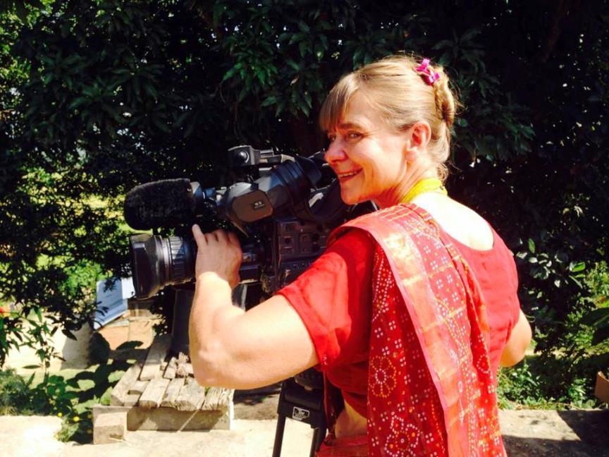 Hvad laver ÅRETS ØSTJYDE i grunden i Nepal?
