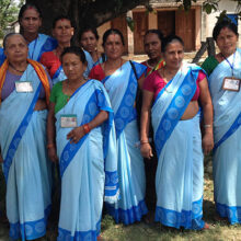 FCHV i Nepal