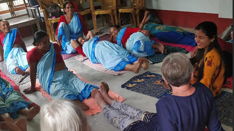 Frivillig i Jysk landsbyudvikling i Nepal