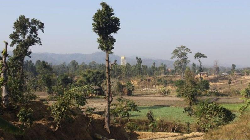 Drikkevand til Kantipur, Ayodhyapur og Indrabasti