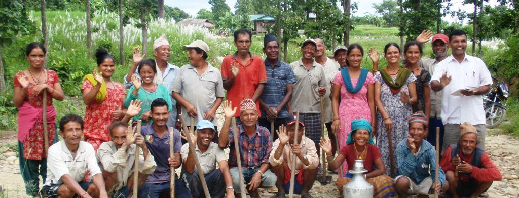 Besøg vores udviklingsprojekt i Nepal