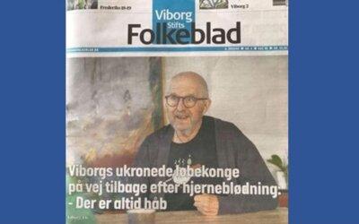 Rolf Bücking: Der er altid håb