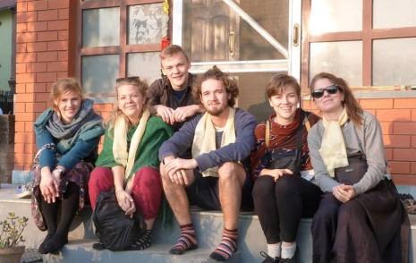 Skolehold 10 - Marianne Vestergaard, Anna Sofie Holst, Daniel Lynge Ottosen, Jonas Pedersen, Olivia Thomsen og Amanda Bjørn