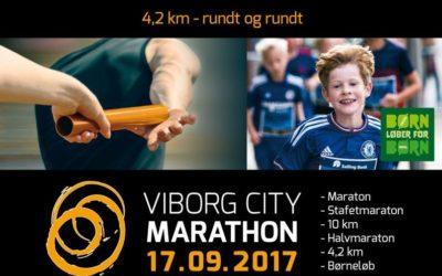 Viborg løber for Madi