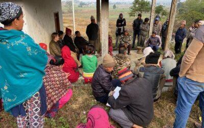 Opbakning til ny vandforsyning i Nepal
