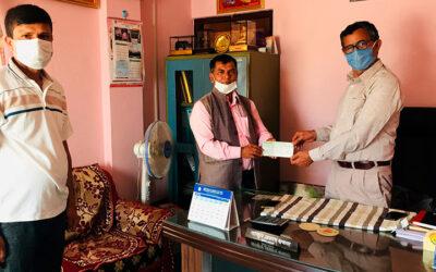 COVID-19: Mad udleveret til udsatte familier i Madi